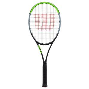 【2次予約:9月下旬お届け】テニスラケット ウイルソン(Wilson)BLADE 98 18x20 V7.0(ブレード98 18x20 V7.0)WR013711S+