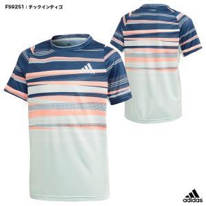 【10%ポイント対象商品:10月20日まで】アディダス adidas テニスウェア ボーイズ FREELIFT Tee Aero.RDY Boys GUU44|tennis-station