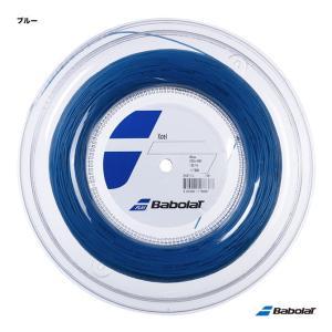 【10%ポイント対象商品:10月20日まで】バボラ BabolaT テニスガット ロール エクセル(Xcel) 130 ブルー 243110(130bl)|tennis-station