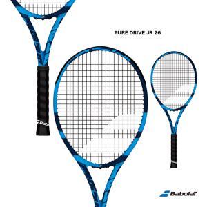 【10%ポイント対象商品:10月20日まで】バボラ BabolaT テニスラケット ボーイズ ピュア ドライブ ジュニア 26 PURE DRIVE JR 26 140418J|tennis-station