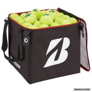 【10%ポイント対象商品:9月20日まで】ブリヂストン BRIDGESTONE テニスバッグ ボールバッグ(単品) TABR02|tennis-station