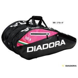 ディアドラ(DIADORA) テニスバッグ ELITEラケットバッグ9 TB6640
