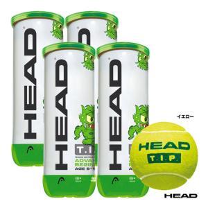 ヘッド(HEAD) テニスボール T.I.P.グリーン 3球入り(4缶) 578133