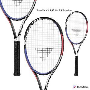 テクニファイバー(Tecnifibre) テニスラケット ティーファイト 295 エックスティーシー(T-FIGHT 295 XTC) BRFT05 ガット張り付き|tennis-station