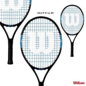 【予約】ウイルソン(Wilson) テニスラケット ジュニア ウルトラ チーム 23 ULTRA TEAM 23 WRT208700