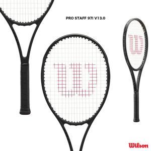 【予約】ウイルソン Wilson テニスラケット プロ スタッフ 97L V13.0 PRO STAFF 97l V13.0 WR043911|tennis-station