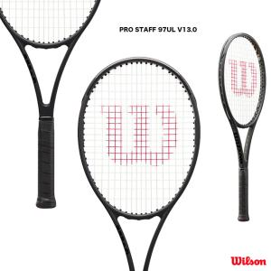 【予約】ウイルソン Wilson テニスラケット プロ スタッフ 97UL V13.0 PRO STAFF 97UL V13.0 WR057411|tennis-station