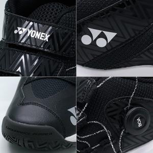 ヨネックス YONEX テニスシューズ ユニセックス パワークッション コンフォート ワイド ダイヤル 3 AC SHTCWD3A(245)|tennis-station|04