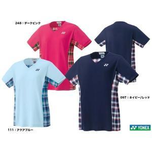 ヨネックス(YONEX) テニスウェア レディース シャツ(レギュラー) 20397