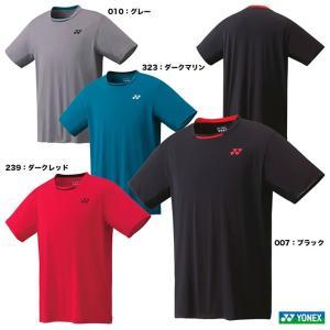 686a8680652b6 ヨネックス(YONEX) テニスウェア ユニセックス ドライTシャツ(フィットスタイル) 16388Y