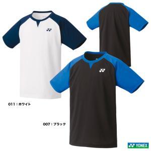 【10%ポイント対象商品:10月20日まで】【予約】ヨネックス YONEX テニスウェア ジュニア ドライTシャツ 16455J|tennis-station