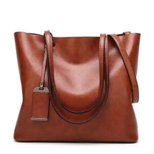 ハンドバッグ レディース ショルダーバッグ 2wayハンドバッグ フェイクレザー ファッション 鞄 ...