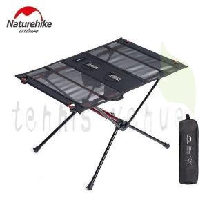 Naturehike キャンプテーブル 超軽量 折りたたみ ポータブル アルミ ロールアップ