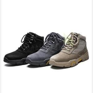 トレッキングシューズ メンズ 登山靴 お揃い  疲れない スポーツシューズ 運動靴 アウトドア 軽量...
