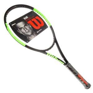 WILSON BLADE 98 16x19 COUNTERVAIL [ウィルソン ブレード98 16x19 カウンターベイル] 2017 【硬式テニスラケット】【送料無料】激安!