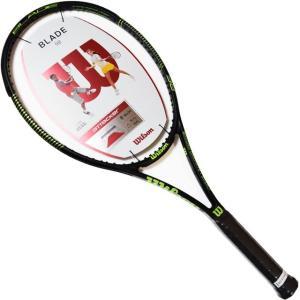 【ガット張り上げ済み】ウィルソン ブレード98 18×20 WILSON BLADE98 18×20 2015年モデル テニスラケット 送料無料