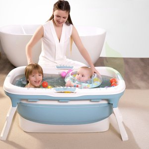 折り畳み式浴槽 お風呂桶 子供用 大人用 家庭用大型浴槽 滑り止め 浴室 入浴 収納簡単