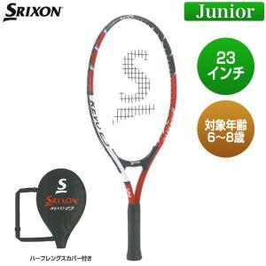 スリクソン(SRIXON) スリクソン レヴォ 23 REVO 23 (SR21406) ガット張り上げ済み|tennis