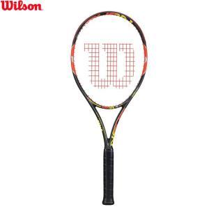 ウィルソン バーン 100 ULS BURN 100 ULS(G1) WRT725620 硬式テニスラケット|tennis