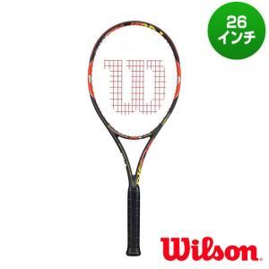 ウィルソン バーン26S グラファイト BURN 26S Graphite WRT533200 ガット張上げ済み  硬式テニスラケット|tennis