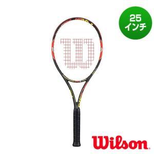ウィルソン バーン25S グラファイト BURN 25S Graphite WRT533300 ガット張上げ済み  硬式テニスラケット|tennis