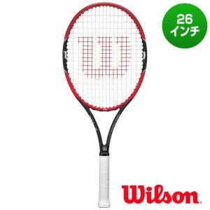 ウィルソン プロスタッフ26 PRO STAFF 26 WRT533400 グラファイト ジュニアテニスラケット ガット張上げ済み|tennis