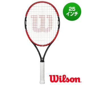 ウィルソン プロスタッフ25 PRO STAFF 25 WRT533100 グラファイト ジュニアテニスラケット ガット張上げ済み|tennis