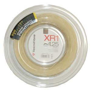 テクニファイバー(TECNIFIBRE)エックス アール ワン 125(XR1 125)(ロール200m) |tennis