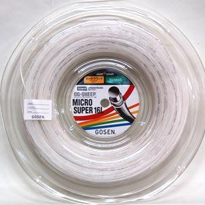 ミクロスーパー16L(ロール220m)  tennis