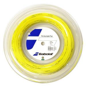 バボラ(Babolat)  プロハリケーンツアー 120/125/130/135  (Pro Hurricane Tour)(200mロール ガット)【送料無料】 tennis