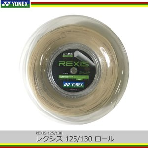 ヨネックス(YONEX) レクシス 125/130 ロール(REXIS 125/130)(TRX125-2) tennis