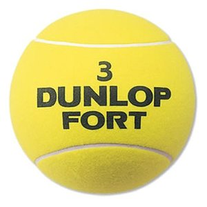 ダンロップ フォート  ジャンボボール(JUMBO BALL) tennis
