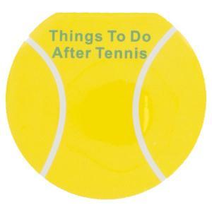 テニス ポストイット(50枚) (Tennis Post-It Notes ) 【169900135】 [M便 1/2]|tennis