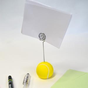 【日本未発売】テニスボール メモホルダー|tennis