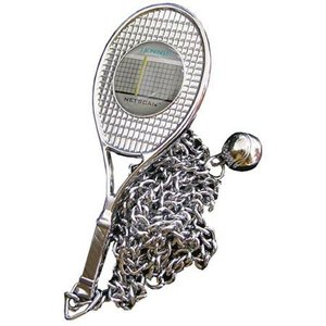 テニスネットチェック(QG75)(インポート) メール便対応1個まで対応OK [M便 1/1]|tennis