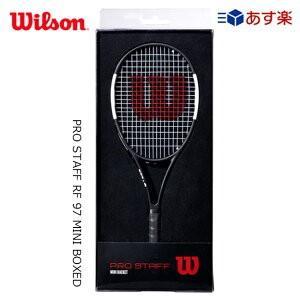ウィルソン(Wilson) ミニチュアラケット プロスタッフ RF 97 MINI BOXED(WRZ741711B)|tennis