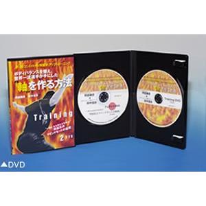 DVD 【ボールコントロール飛躍的アップトレーニング】 軸を作る方法 ※お取寄対応 【送料無料】|tennis