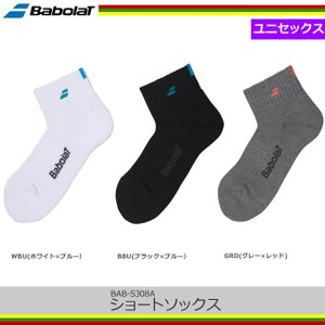 バボラ(Babolat) ショートソックス SHORT SOCKS (BAB-S308A)|tennis