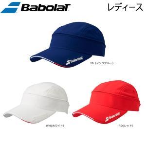 バボラ(Babolat) ゲームキャップ  (BAB-C784W)帽子 キャップ UV テニス 日焼け防止 紫外線対策 かっこいい おしゃれ|tennis