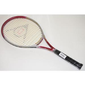 中古 テニスラケット DUNLOP POWER PLUS XL 3 (G3相当)|tennis