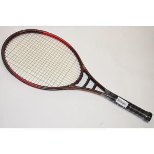 中古 テニスラケット PRINCE SUPER GRAPHITE OS (G3)|tennis