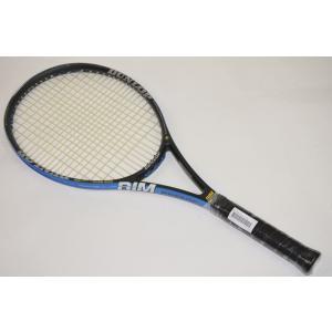 中古 テニスラケット DUNLOP RIM PROFESSIONAL-L 2005 (G2)|tennis