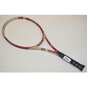 中古 テニスラケット DUNLOP M-FIL 300 2005 (G3)|tennis