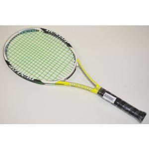 中古 テニスラケット DUNLOP AEROGEL 500 2007 (G2)|tennis