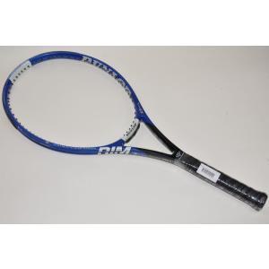 中古 テニスラケット DUNLOP Diacluster RIM 5.0 2006 (G2)|tennis
