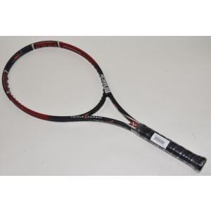 中古 テニスラケット PRINCE TT APPROACH OS (G2) tennis