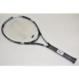 中古 テニスラケット PRINCE EXO3 BLACK 100T 2013 (G2) tennis