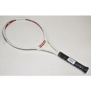 中古 テニスラケット PRINCE VENDETTA DB MP (G3) tennis