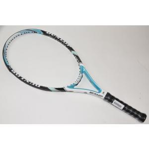 中古 テニスラケット DUNLOP AEROGEL 4D 700 2009【一部グロメット割れ有り】 (G2)|tennis