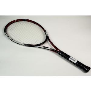 中古 テニスラケット PRINCE HARRIER TEAM 100 2013 (G2)|tennis